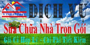 Dịch vụ sửa chữa nhà trọn gói giá rẻ tại TPHCM, Bình Dương, Đồng Nai
