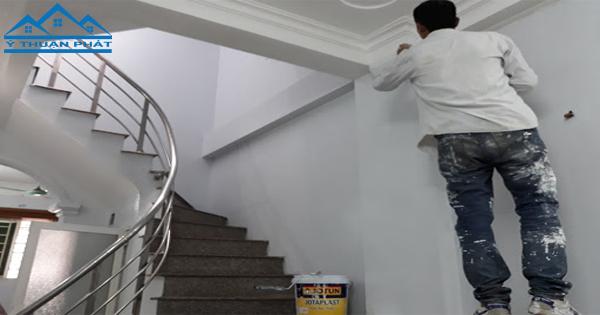 Báo giá thi công sơn nhà giá rẻ | Dịch vụ sơn nhà chuyên nghiệp