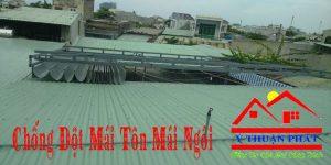 Thợ chống dột mái tôn mái ngói chuyên nghiệp giá rẻ