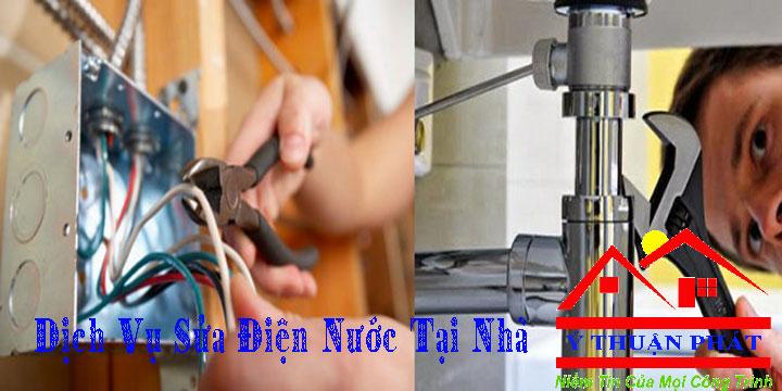 Dịch vụ sửa chữa điện nước tại nhà quận 3 uy tín