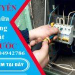 Thợ sửa điện tại nhà Quận 10