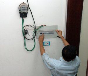 Sửa chữa lắp đặt cầu dao điện