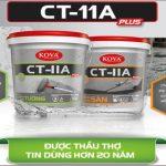 5 Vật liệu chống thấm dột được tin dùng