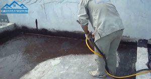 Cách sử dụng vật liệu chống thấm sika membrane