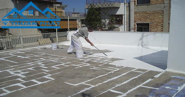 Phương pháp và cách chống thấm sân thượng