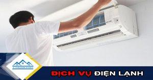 Dịch vụ tháo lắp máy lạnh