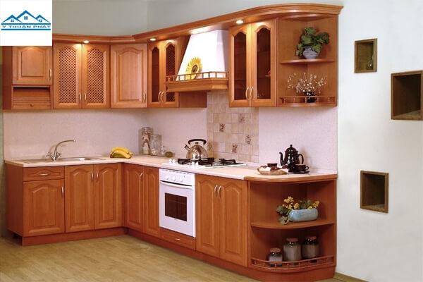 Sửa chữa tủ bếp và các lỗi hư hỏng thường gặp