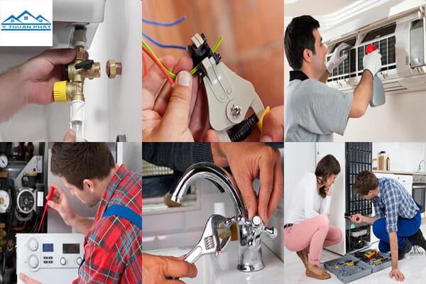 Sửa chữa điện gia đình nhanh chóng- chất lượng