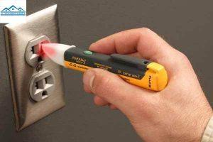 Cách kiểm tra rò điện nhà bằng Ampe kìm an toàn hiệu quả