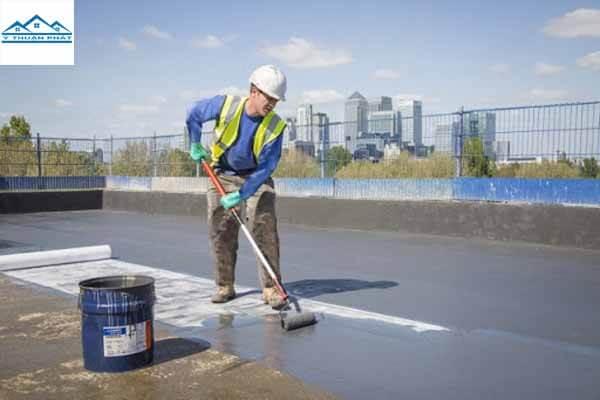 Quy trình thi công chống thấm sàn mái đạt hiệu quả cao