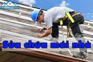 Sửa chữa mái nhà